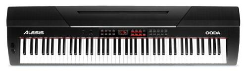 Alesis Coda 88-Key Digital Piano with SemiWeighted Keys