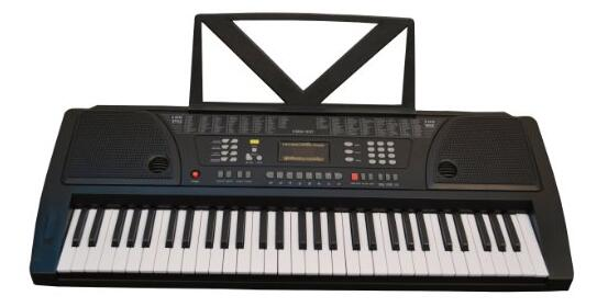 Huntington KB61-100 61-Key Portable Electronic Keyboard