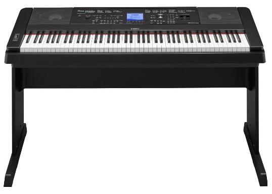 Yamaha DGX-660 88-Note Digital Piano